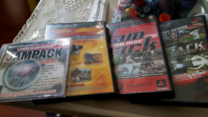 Ps1,Ps2 Jampack lot of 4