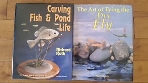 Hard Cover Fly Fishing Books for Sale
