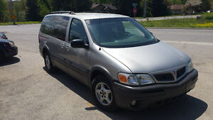 05 Pontiac Montana extended low km's,  safety included London Ontario image 3