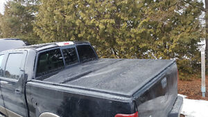 Tonneau cover f150  with led lights