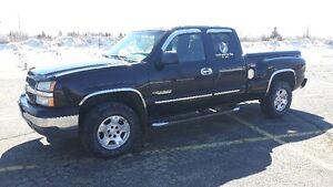 2005 Chevrolet Silverado 1500 Special Edition Pickup Truck