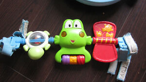 Rattles, Musical puzzle, Musical cookie jar Peterborough Peterborough Area image 4