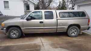 2002 GMC 1500 SIERRA  Saftied