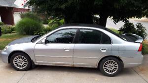 2003 Acura EL [AS IS]