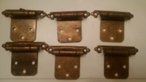 kitchen cabinet hinges - lot of 60