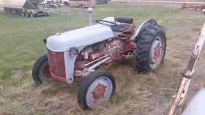 1949 Ford 9N Tractor