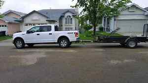 Reliable Snow removal starting at $105/month liscenced and insc. Strathcona County Edmonton Area image 1
