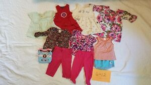 6-12 Months Girl Clothing