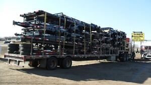New/Used Truck Canopies, Commercial Toppers & Utility Trailers