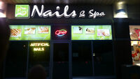 Nails & Spa for Sale ( Ajax )
