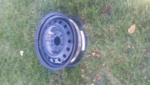 """4 Winter Rims for Sale, 16"""" Cornwall Ontario image 2"""