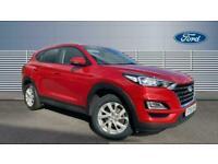 2018 Hyundai Tucson 1.6 GDi SE Nav 5dr 2WD Petrol Estate Estate Petrol Manual