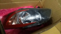 Original E90 BMW 323i Headlights w Assembly & Bulbs - $400
