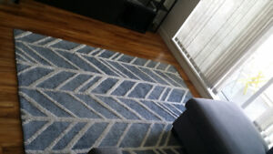 Patterned Low Pile Carpet - price negotiable