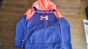 "Under Armour, Head & Asics ""Hoodies"" - Boys (Age 7-9)"