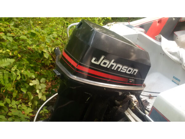 Used 1998 Johnson 0115TLE08