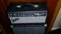 Fender Superchamp X2 - with separate  2x12 celestion cabinet