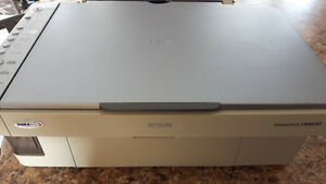 Epson Stylus CX4600 Printer with Scanner