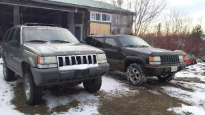 1997 grand Cherokee for sale