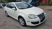 2007 Volkswagen Jetta 2.5 HIGHLINE *SUNROOF-LEATHER-NO ACCIDENTS