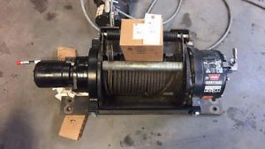 ATTENTION :WARN 20 XL REBUILT HYDRALIC  WINCH 3900.
