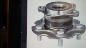 Toyota RAV4 2006-12 Rear Wheel Hub Bearing Assembly