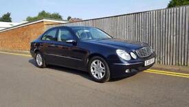 Mercedes-Benz E200 Kompressor 1.8 auto 2005 Elegance ONLY 57K