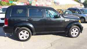 2008 Dodge Nitro  4x4 SAFETY+E-TEST included London Ontario image 4