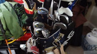 Numerous High end Golf Iron Sets For Sale