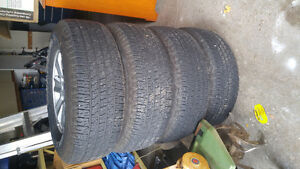 F150 rims and tires Kingston Kingston Area image 2