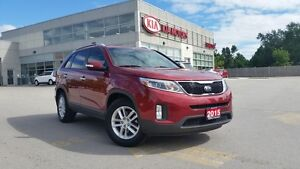 2015 Kia Sorento LX | 1 OWNER | WARRANTY | NO ACCIDENT |