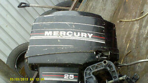 mercury 25hp