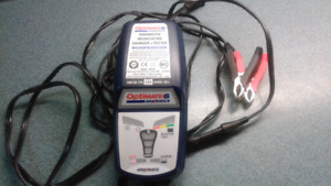 Battery charger dionostic