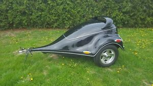 FC CRUISER XL Top of the Line Motorcycle Trailer