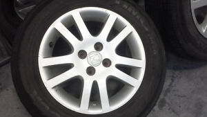 Mags Honda Civic 15""