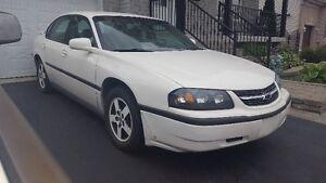 Chevrolet Impala 2004 a vendre ou échange