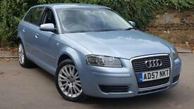 Audi A3 2.0TDI Sportback S Tronic 2007MY SE HOT HATCH