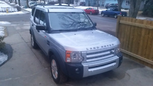 2007 Land Rover LR3 ####115000 km MINT 7 SEATER