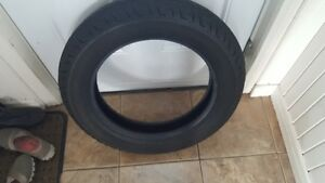 front tire for a softail