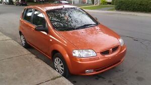2005 Pontiac Wave Bicorps