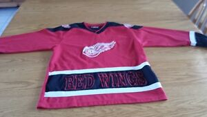 Youth Red Wings Hockey Jersey