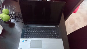 Barely used laptop