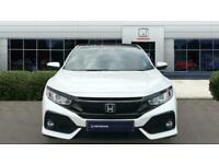 2018 Honda Civic 1.0 VTEC Turbo EX 5dr Petrol Hatchback Hatchback Petrol Manual