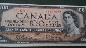 Old Money for collector