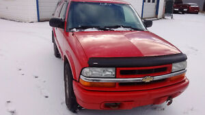 2005 Chevrolet Blazer LS SUV, Crossover Prince George British Columbia image 1