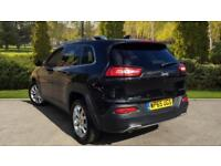 2016 Jeep Cherokee 2.0 Multijet Limited 5dr (2WD) Manual Diesel MPV