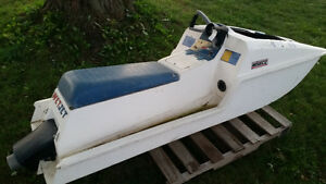 Vintage Wet Jet 432 Jet Ski $400!!!! Kitchener / Waterloo Kitchener Area image 2