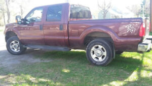 FORD XLT 2011 Super duty