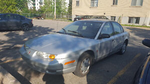 2002 Saturn SL2 600$ Negotiable
