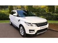 2015 Land Rover Range Rover Sport 3.0 SDV6 HSE 5dr - Privacy Gla Automatic Diese
